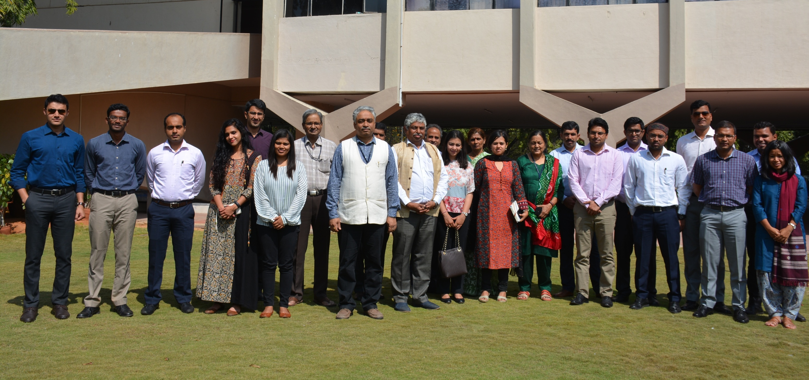 Visit of Trainee IAS to  CSIR-NGRI on 21st January, 2019