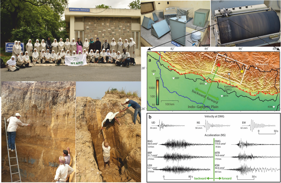 भूकंप विज्ञान